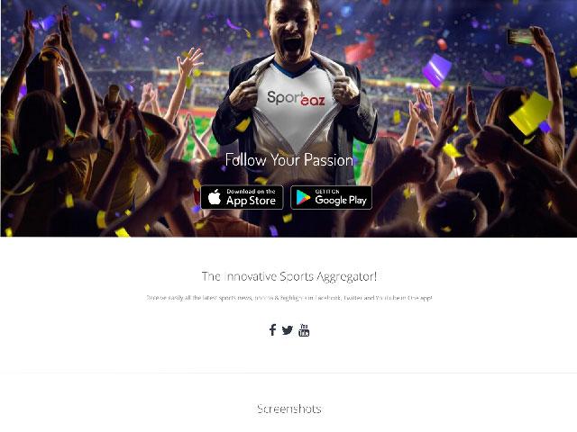 Sporteaz App